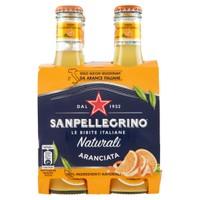 Aranciata Bio San Pellegrino Vap 4 Da Cl . 20 Cad .
