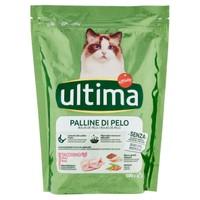 Alimento Secco Per Gatti Hairball Ultima