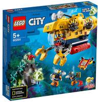 Sottomarino Da Esplorazione Oceanica Lego City