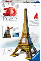 Puzzle 3 d Tour Eiffel + 12 Anni