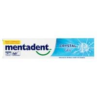 Dentifricio Mentadent Crystal