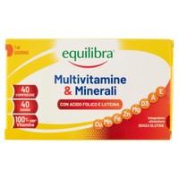 Multivitamine & Minerali Equilibra 40 Compresse