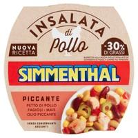 Insalate Di Pollo Fagioli E Olio Piccante Simmenthal