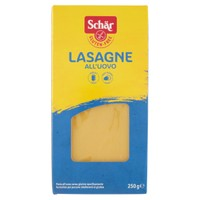 Lasagne All'uovo  Senza Glutine Schar
