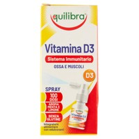 Vitamina D Spray Equilibra