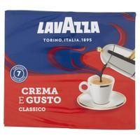 Caffe ' Crema E Gusto Lavazza 2 Da Gr . 250