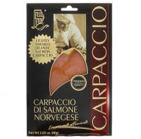 Carpaccio Di Salmone Fish & Fine