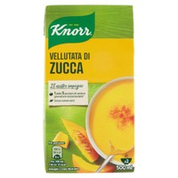Minestra Vellutata Alla Zucca Knorr