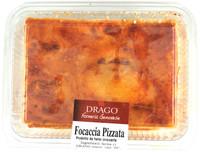 Focaccia Croccante Genovese Pizzata