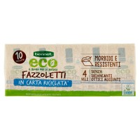 Fazzoletti In Carta Riciclata Bennet Eco 4 Veli
