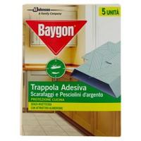 Trappola Per Scarafaggi Baygon Protezione Cucina , conf . Da Pz . 5
