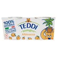 Yogurt Albicocca Teddi Bio Fattoria Scaldasole 2 Da Gr . 115