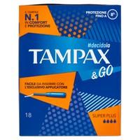 Tampax & Go Super Plus