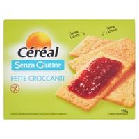 Fette Croccanti Senza Glutine Cereal
