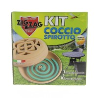 Kit Coccio Citronatural , Coccio + 10 Spirali