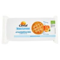 Crostatine Bio All ' albicocca Senza Lattosio Cereal