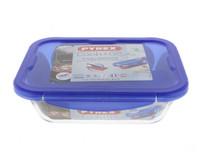 Contenitore Vetro Pyrex Cook & go Cm . 26 x 19 L . 1 , 7