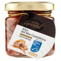Filetti Di Alici Distesi Cantabrico Selezione Gourmet Bennet