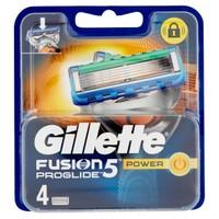 Fusion Proglide Power 4 Testine Gillette