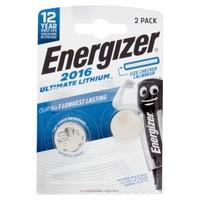 2 Pile Cr2016 Lithium Performance Energizer