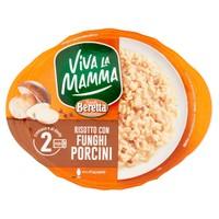 Risotto Con Funghi Porcini Viva La Mamma