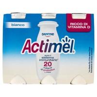 Actimel Bianco Danone 6 Da Ml . 100