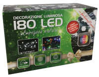 Catena Luminosa 180 Led