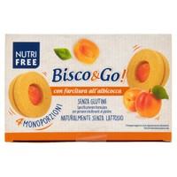 Bisco&Go Albicocca Nutri Free Senza Glutine