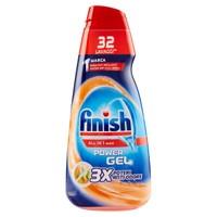 Detergente Per Lavastoviglie In Gel Antiodore Finish Tutto In 1