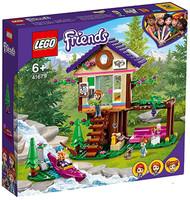La Baita Nel Bosco Lego Friends 6+