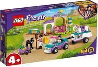 Addestramento Equestre E Rimorchio Lego Friends 4+