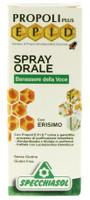 Spray Orale Con Erisimo Epid Specchiasol