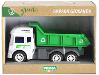 Camioncino Ecologia Primatoys + 3 anni