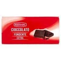 Tavoletta Cioccolato Fondente 55 % Bennet