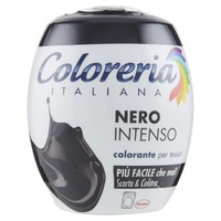 Coloreria Italiana Nero Intenso
