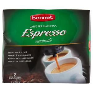 CAFFÈ ESPRESSO BENNET