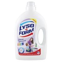 Detersivo Liquido Igienizzante Per Lavatrice Lysoform Color 25 Lavaggi