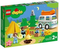 Avventura In Famiglia Sul Camper Van Lego Duplo 2+
