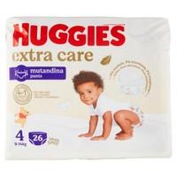 Pannolini Huggies Extra Care Mutandina Taglia 4