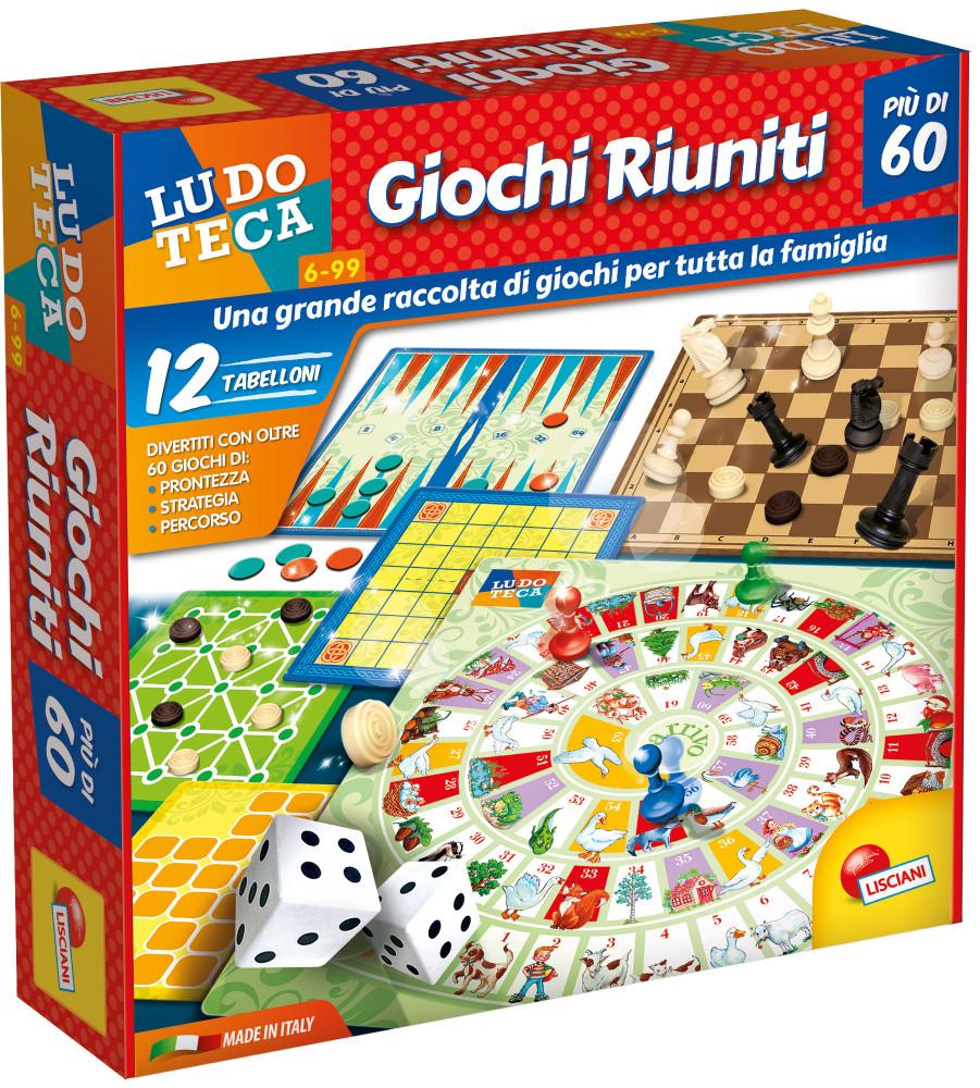 GIOCHI RIUNITI +60 C21