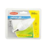 Lampadina Led Candela 5 w E 14 Bennet Luce Calda