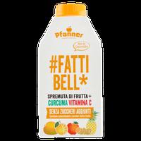 Spremuta Di Frutta Con Curcuma E Vitamina C Fatti #bell* Pfanner