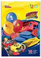 10 Palloncini Mickey Mouse