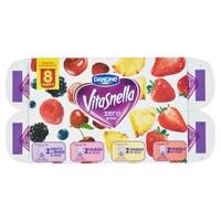 Yogurt Zero Fragola Frutti Di Bosco Ciliegia Ananas Vitasnella