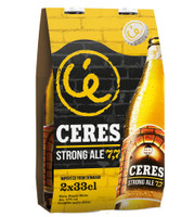 Birra Ceres Strong 2 Da Cl . 33