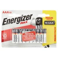 10 Pile Ministilo Energizer Linea Max