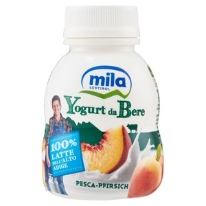 YOGURT BERE PESCA MILA
