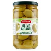 Olive Verdi Giganti Snocciolate Bennet