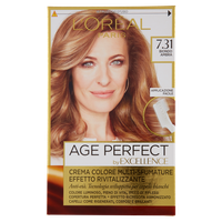 Colorazione Per Capelli Age Perfect By Excellence 7 . 31 Biondo Ambra