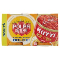 Polpa Datterini Mutti 2 Da Gr . 300